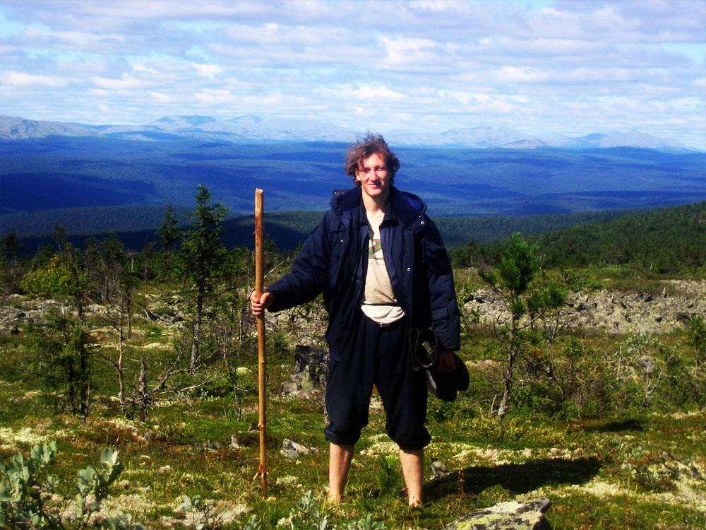Вы находитесь здесь: 2006, Хребет Хоза-Тумп, Северный Урал