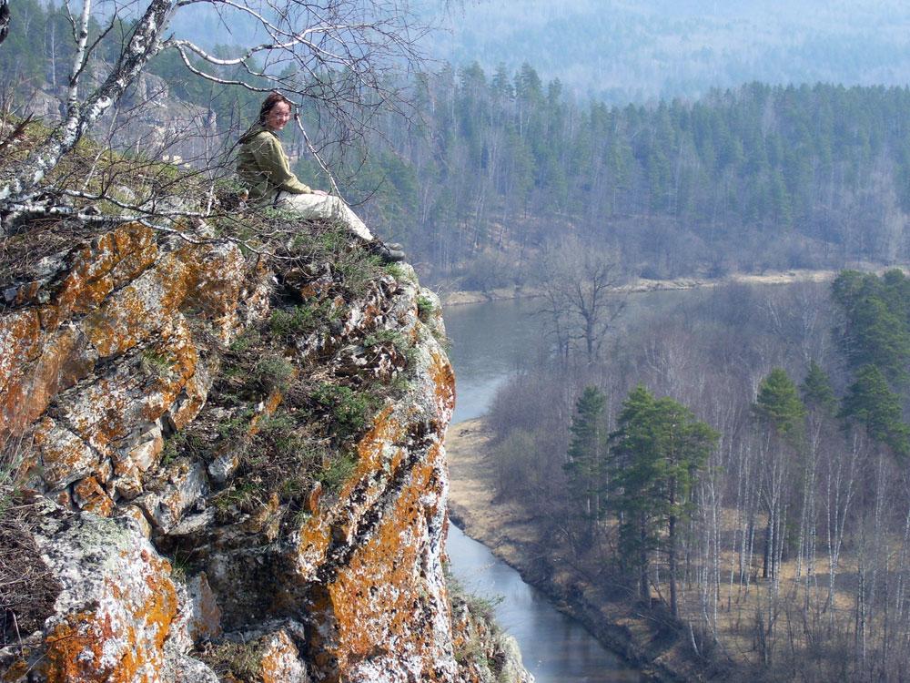 Вы находитесь здесь: 2006 Семинар высшего ранга, хребет Таганай, река Ай