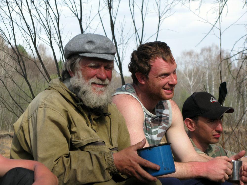 Вы находитесь здесь: 2009, Семинар высшего ранга, хребет Таганай, река Ай