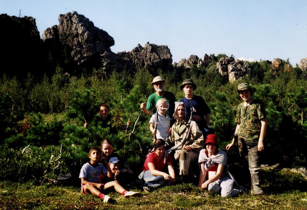 Вы находитесь здесь: 2005, Хребет Шемур, Северный Урал